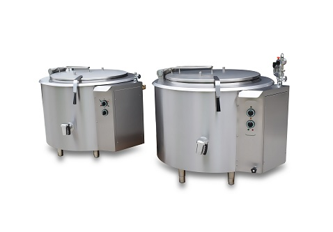 Industrial mixing kettle - NORMIT=