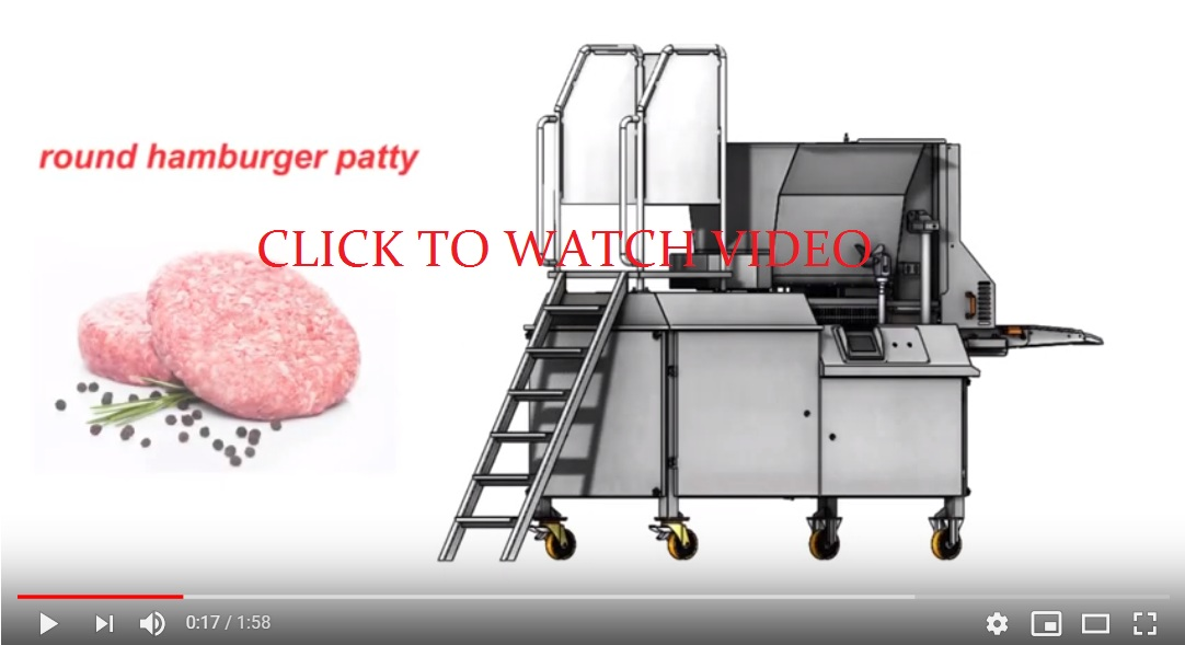 Burger Making Machine | Burger patty maker