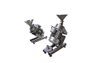 Colloid mill- new inclined models