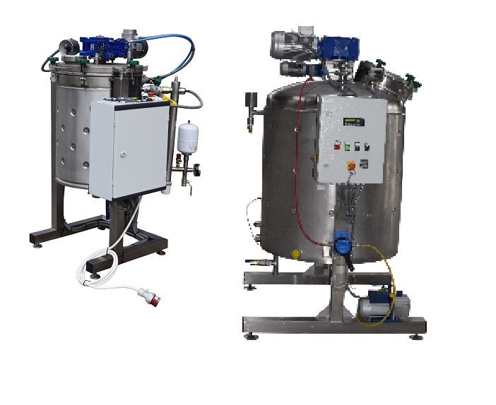 Honey creamer and homogenizer CH Profi