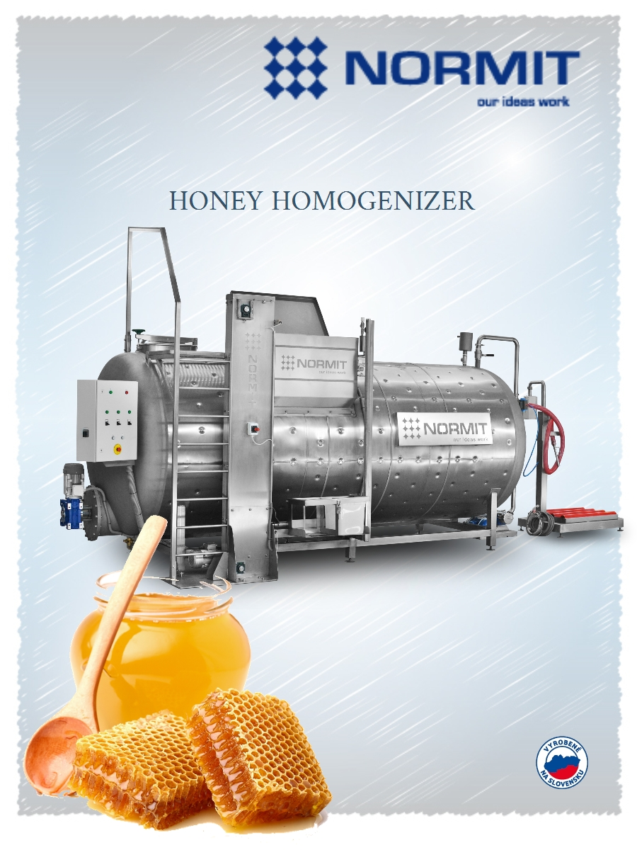 Honey Homogenizer