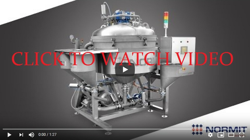 Vacuum homogenizer VMG 650 | Mayonnaise making machine