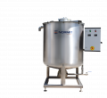 Homogenizer MG UGM 1000 / Mixing tank