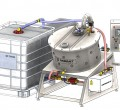 Vacuum cooking equipment for thermostable fillings
