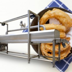 Vacuum fryers and deep-fryers