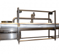 Continuous fryer ShowerFry 600/6000
