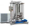 Honey flow pasteurization equipment | Honey pasteurizer